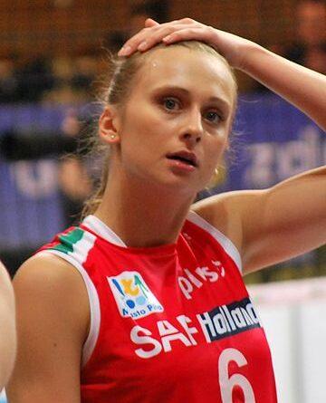 Siatkarka Monika Ptak